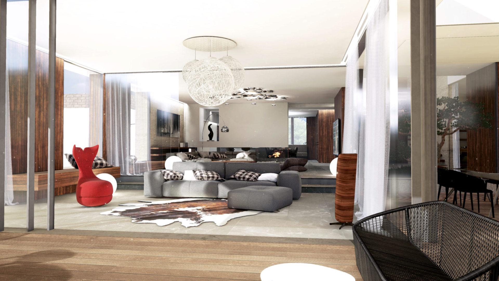 residence Archviz