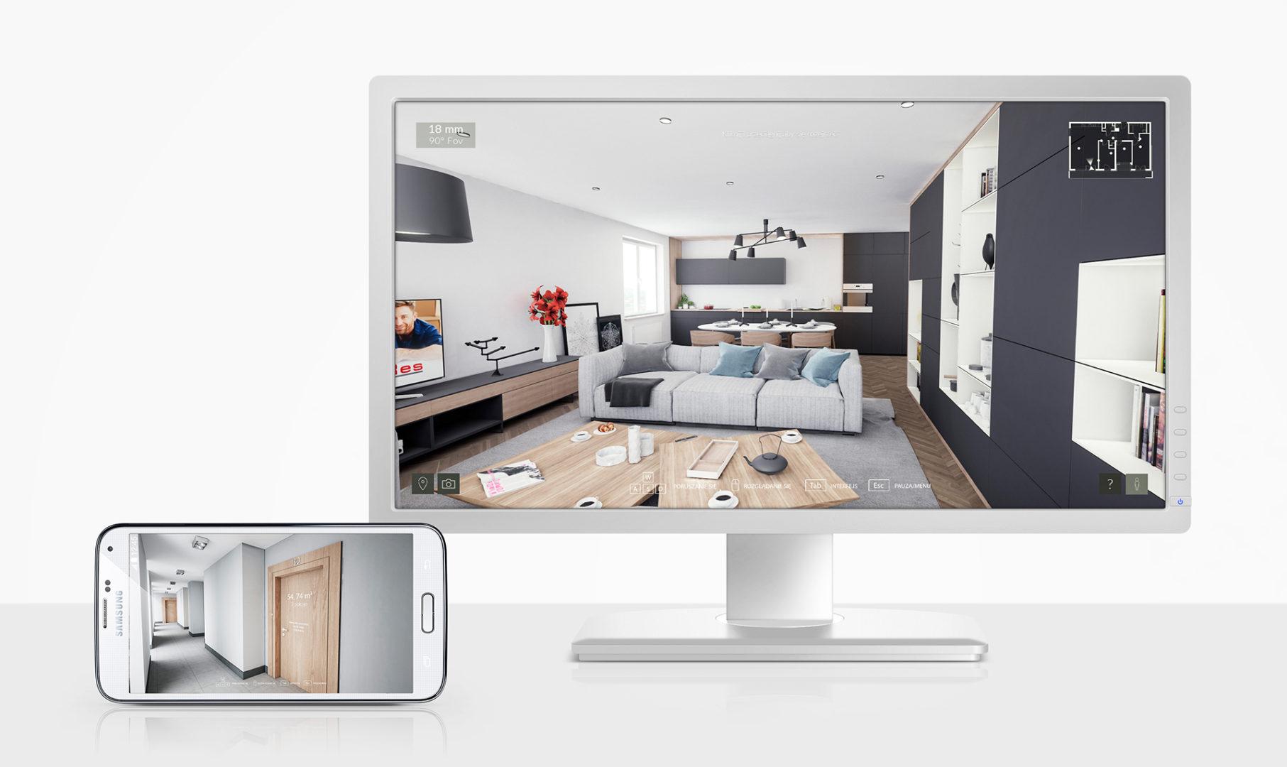 wizualizacje 3d dla deweloperów - interaktywne wizualizacje VR i aplikacje VR dla deweloperów - ColorDrop Studio - wirtualna rzeczywistość  - wideo sferyczne - aplikacje mobilne - aplikacje PC - wizualizacje Oculus Rift - vr visualizations